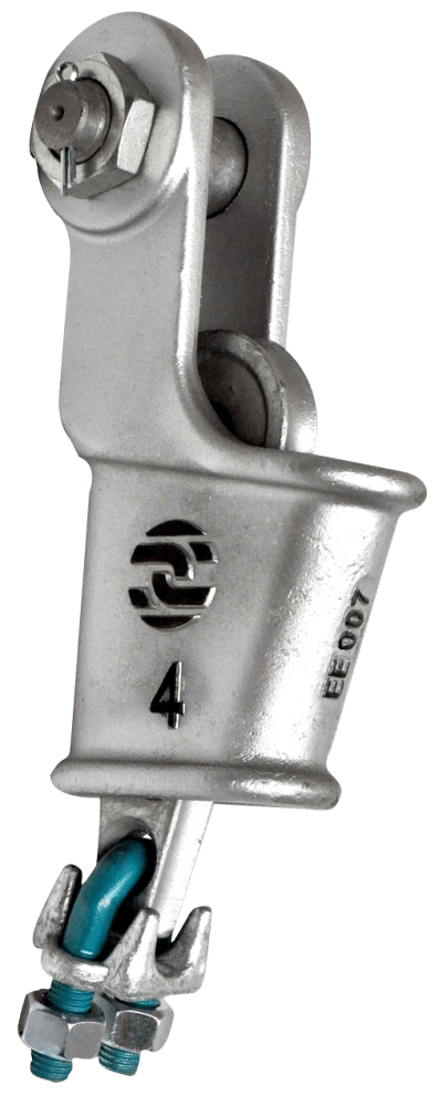 Open Wedge Sockets with Integrated Tail Clamp