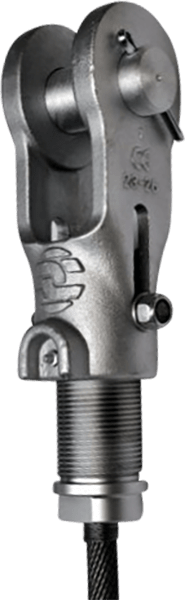 Adjustable Open Spelter Sockets